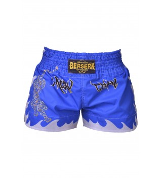 Shorts Berserk Muay Thai Fighter blue