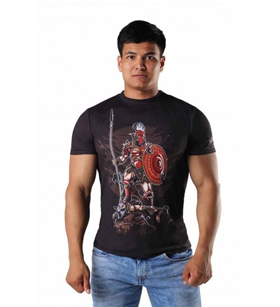 T-shirt Berserk Sparta black