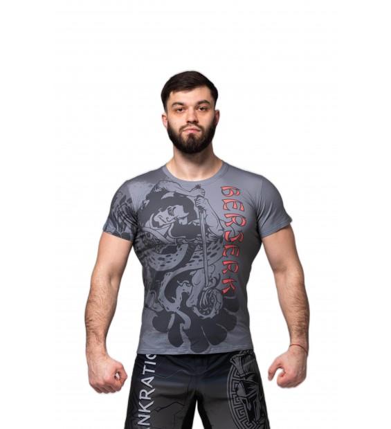 T-shirt Berserk Samuray black