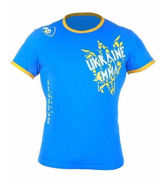 T-Shirt Berserk MMA blue