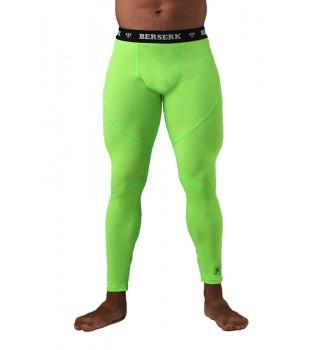 Compression Pants BERSERK DYNAMIC neon