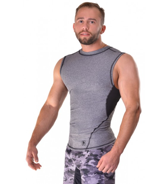Compression Tank BERSERK F-17 grey