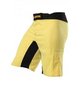 Fight shorts Berserk Legacy yellow
