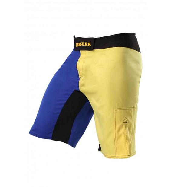 Fight shorts Berserk Legacy multi yellow