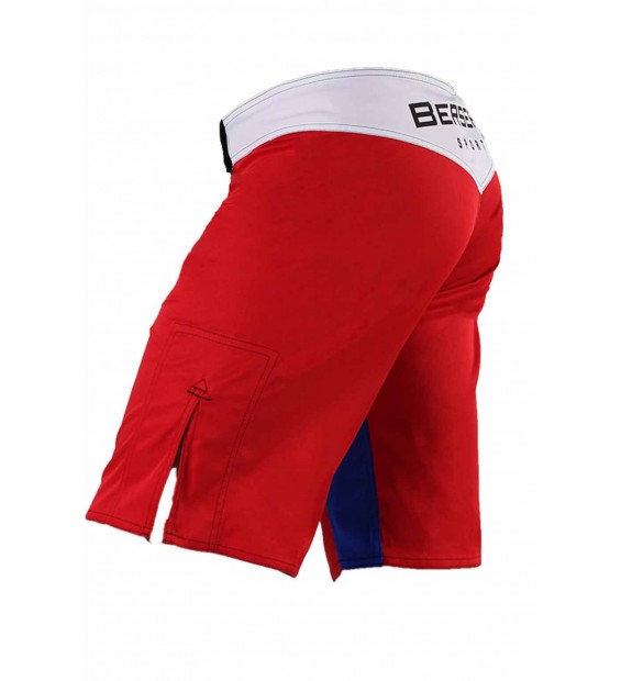 Fight shorts Berserk Legacy multi red