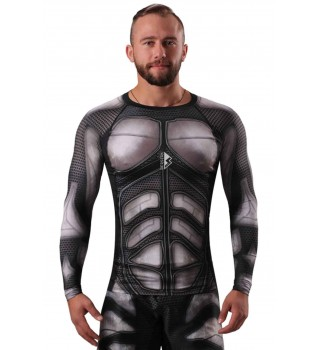 Rashguard BERSERK IRON MEN black