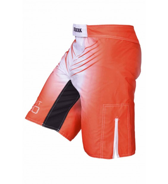 Shorts BERSERK PRO FIGHT red