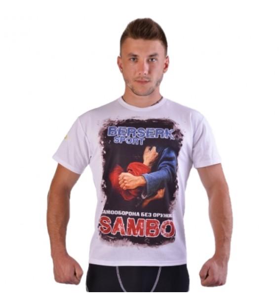 T-shirt Berserk Sambo white