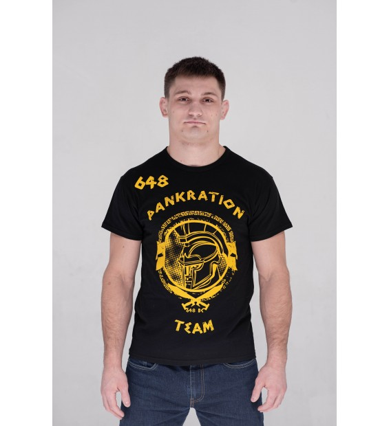 T-Shirt Berserk Spartan Pankration black