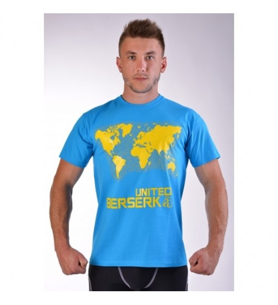 T-Shirt Berserk Wind Rose turquoise