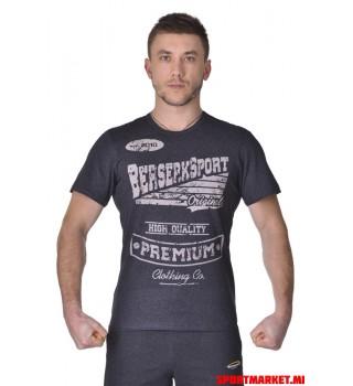 T-Shirt Berserk Premium grey