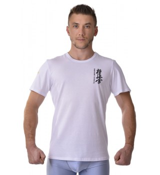 T-shirt Berserk Kyokushin white