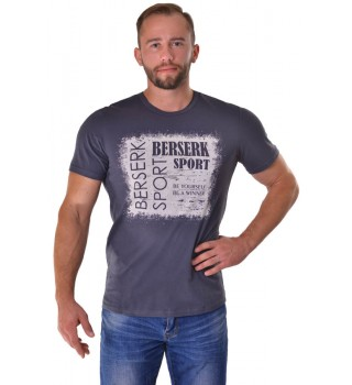 T-Shirt Berserk Sport Daily dark grey