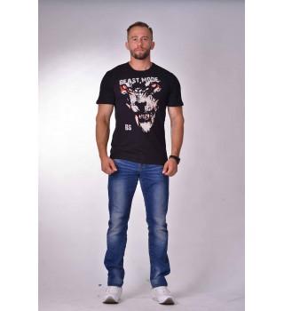T-shirt BERSERK BEAST MODE black