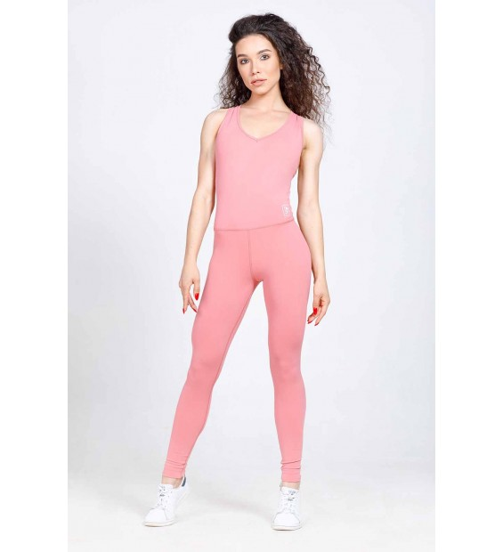 Jumpsuit BERSERK ATHLETIC rosa