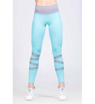 Leggings BERSERK REFLECTIVE POWER mint