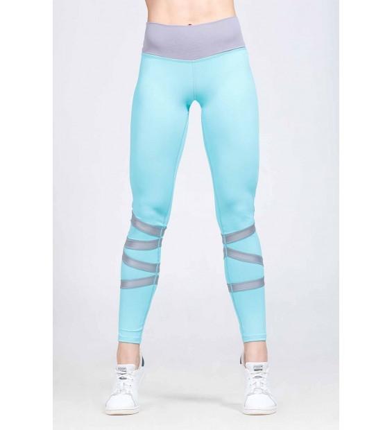 Leggings BERSERK REFLECTIVE POWER mint