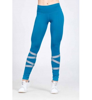 Leggings BERSERK REFLECTIVE POWER emerald