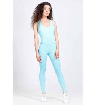 Jumpsuit BERSERK ATHLETIC aquamarine