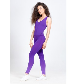 Jumpsuit BERSERK ATHLETIC ultra violet
