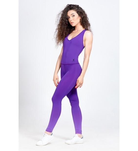 Jumpsuit BERSERK ATHLETIC ultra violet