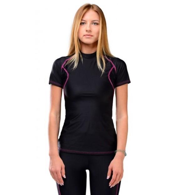 Compression t-shirt Berserk Plastic Body purple