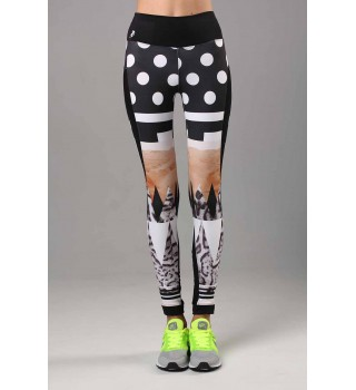 Leggings Berserk Safari W3