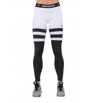 Leggings BERSERK INTENSITY black/white