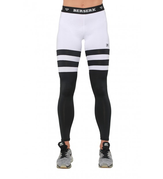 Leggings BERSERK INTENSITY black/white