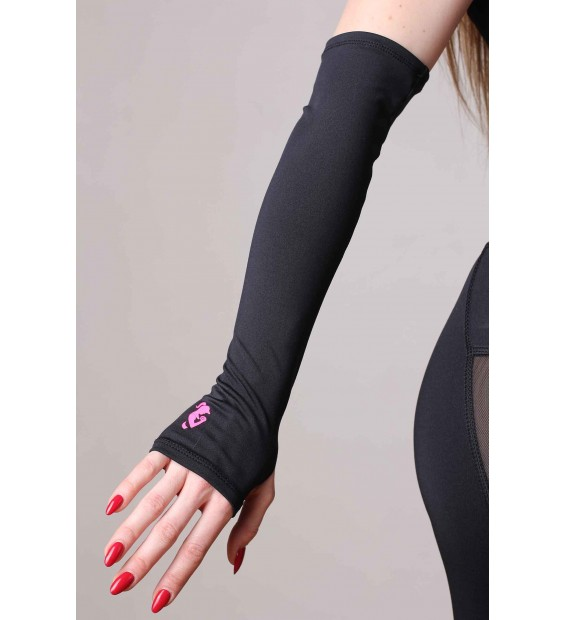 Sleeve Berserk Active black / pink