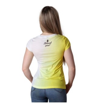 T-Shirt Berserk Rope Climb yellow