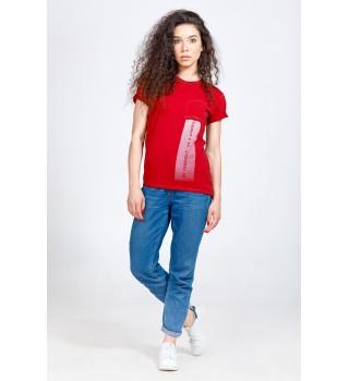 T-shirt BERSERK IN MOTION bordo