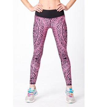 Leggings BERSERK COMMONLY MANDALA