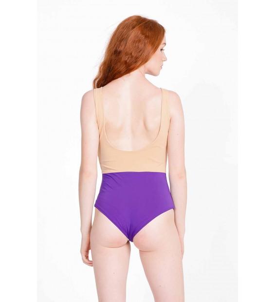 Swimsuit Berserk Lotus ultra violet