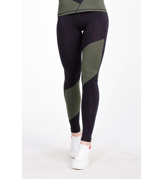 Leggings Berserk Cotton Comfort green