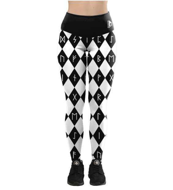 Leggings Chess Runes
