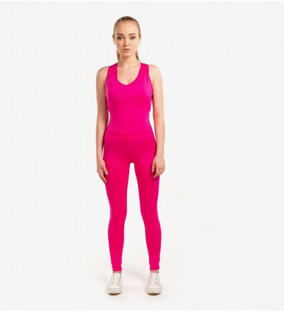 Jumpsuit BERSERK Fluo pink