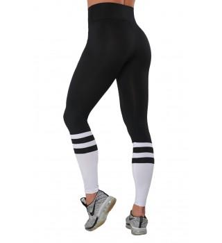 Leggings BERSERK GREATNESS black/white
