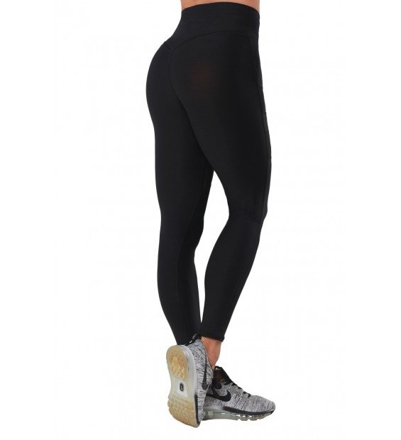Leggings BERSERK ELEGANCE black