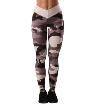 Leggings BERSERK CAMO WONDER white