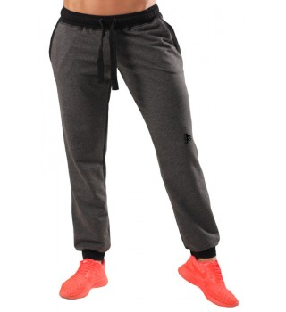 WOMENS ATHLETIC PANTS BERSERK dark grey